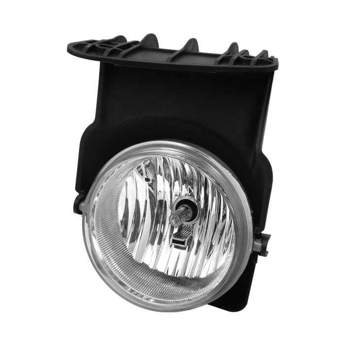 Spyder Auto FL-GS03-L OEM Left Fog Light Sierra 1500 HD | 2500 HD 03-06