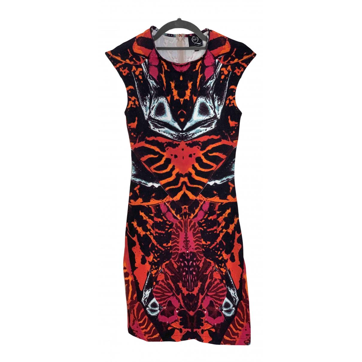 Mcq N Multicolour dress for Women 6 UK