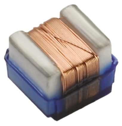 RS PRO , 0805 (2012M) Wire-wound SMD Inductor with a Ceramic Core, 820 nH ±5% 180mA Idc Q:23 (1000)