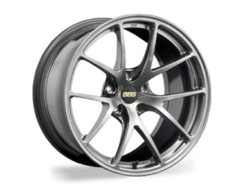 BBS RI-A Wheel 18x10 5x120 25mm Diamond Black