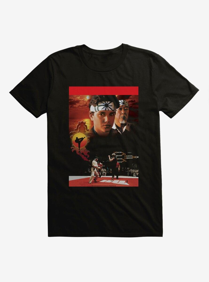 The Karate Kid Movie Scenes T-Shirt