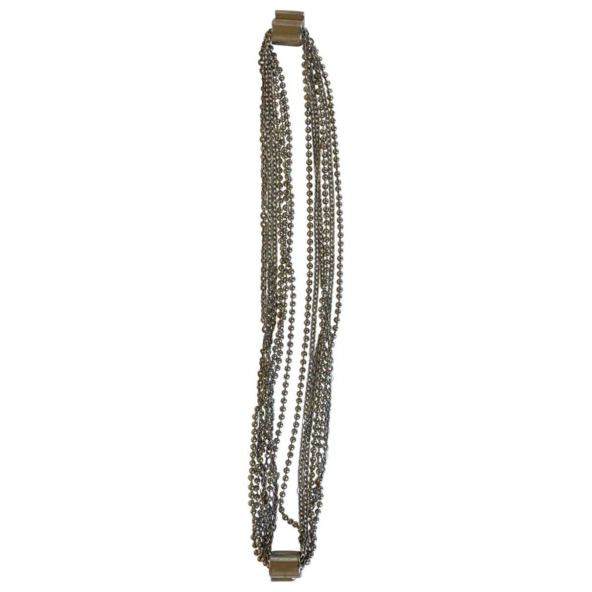 Swatch - Bracelet   pour femme en plaque argent - argente