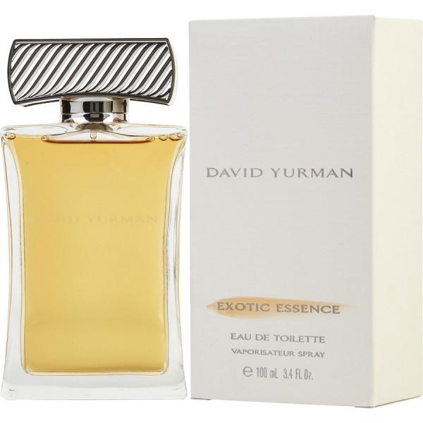 David Yurman Exotic Essence - David Yurman Eau de toilette en espray 100 ML