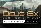 Deus Ex: Mankind Divided - System Rift DLC Steam CD Key