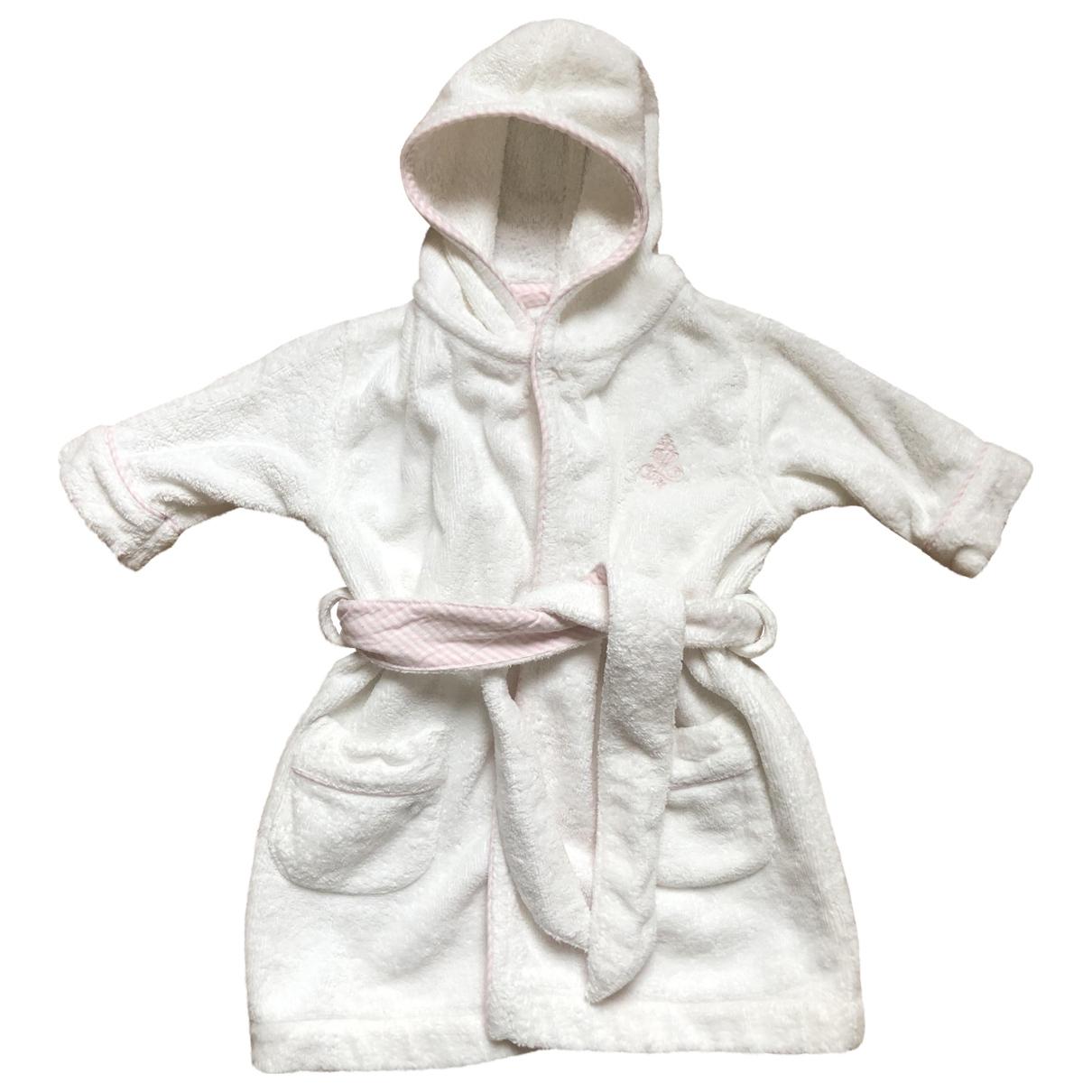 Ralph Lauren - Les ensembles   pour enfant en coton - blanc