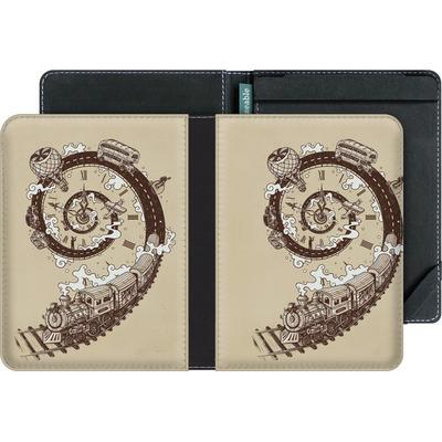 tolino vision 3 HD eBook Reader Huelle - Time Travel von Enkel Dika