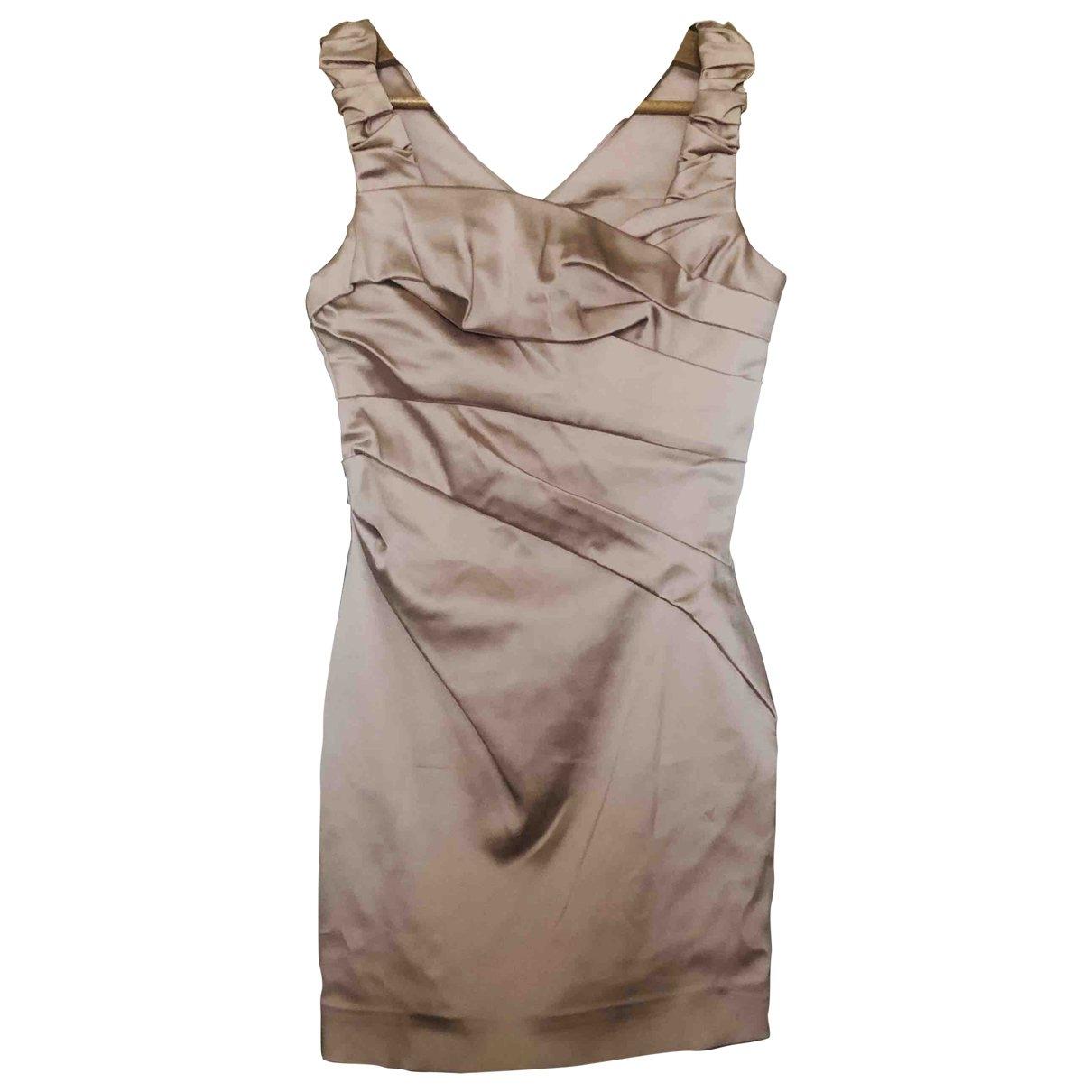 Karen Millen \N Pink dress for Women 40 FR