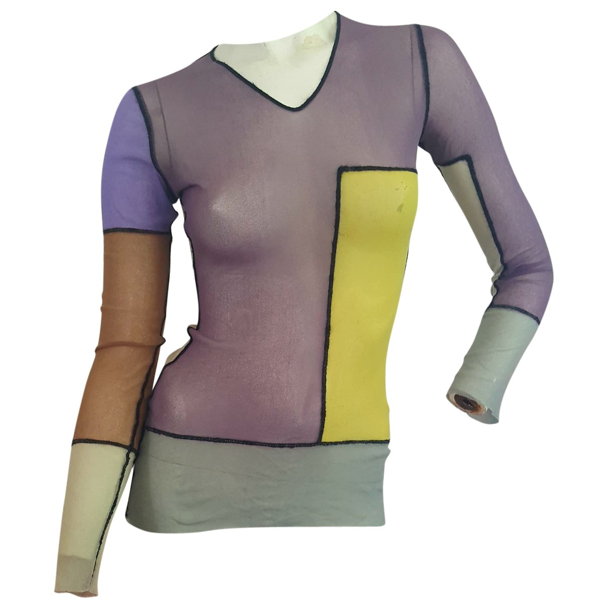 Jean Paul Gaultier \N Multicolour  top for Women 36 FR