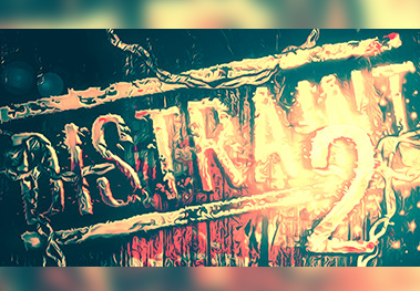 DISTRAINT 2 Steam CD Key