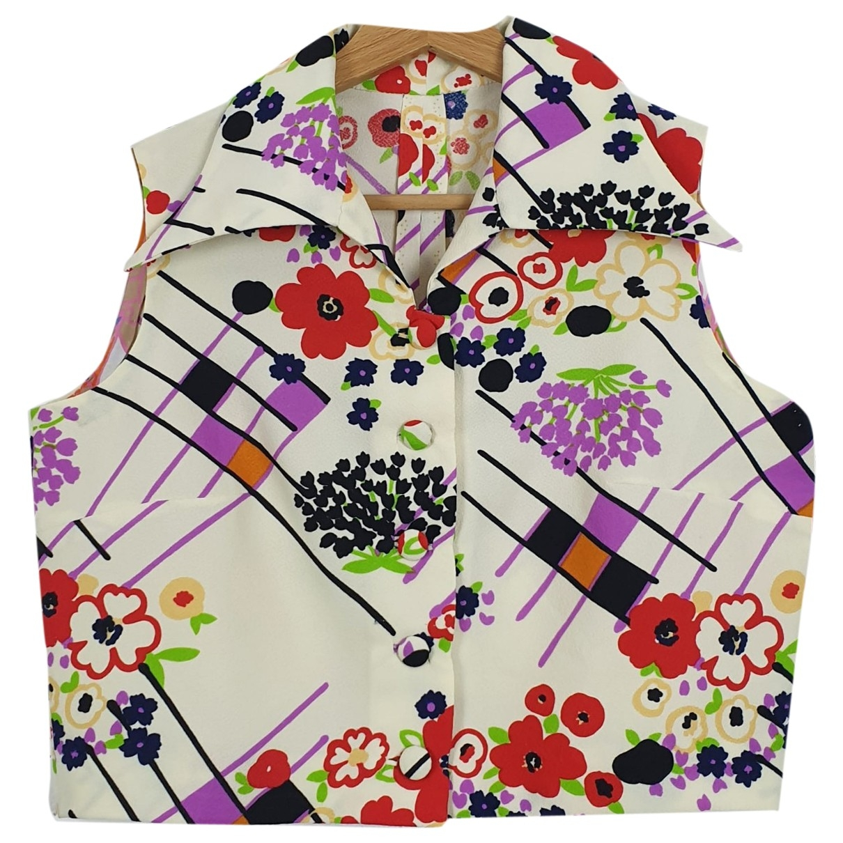 Non Signé / Unsigned \N Multicolour  top for Women One Size International