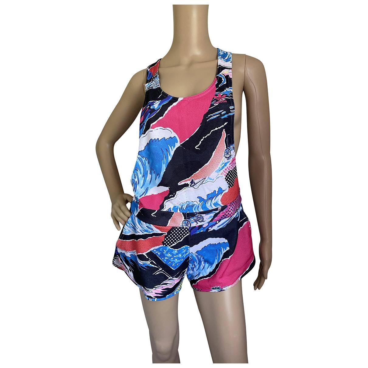 Adidas - Combinaison   pour femme - multicolore