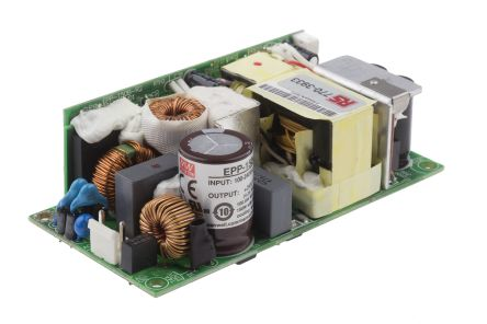 Mean Well , 100.8W Embedded Switch Mode Power Supply SMPS, 24V dc, Open Frame