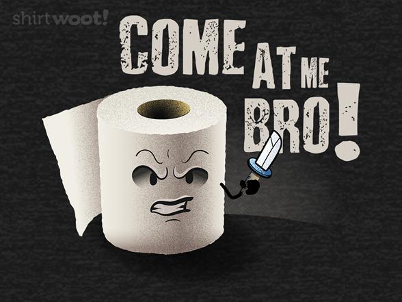 Crappy Attitude T Shirt