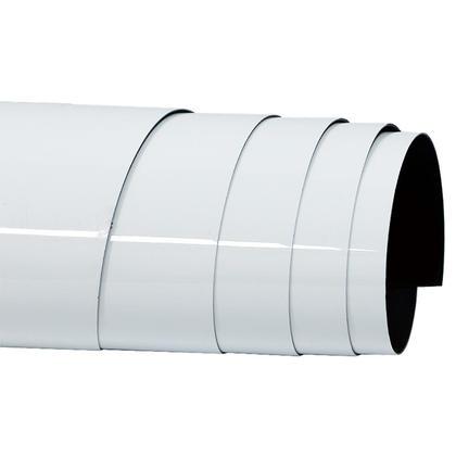 Autocollant auto-adh esif de mur de tableau blanc magn etique, 0.6m x 1m - Moustache@