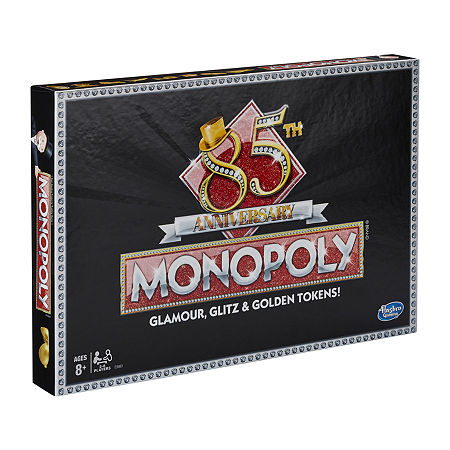 Monopoly 85th Edtion, One Size , No Color Family