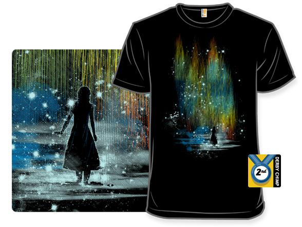 Spring Rain T Shirt