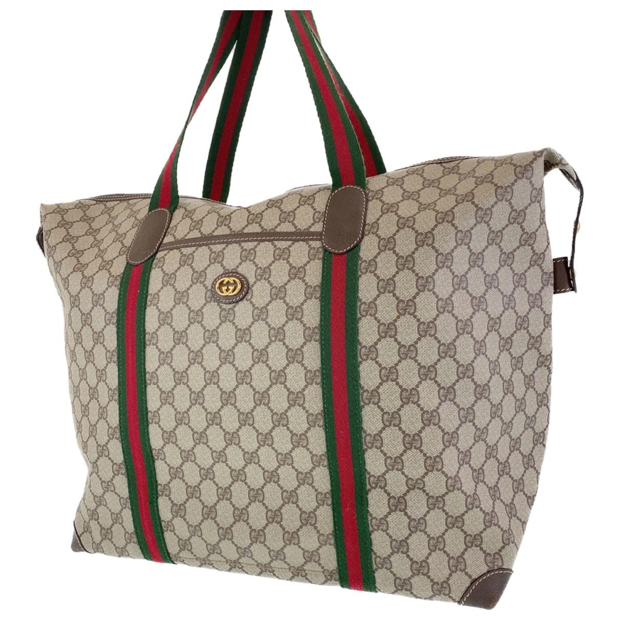 Gucci - Sac de voyage   pour femme