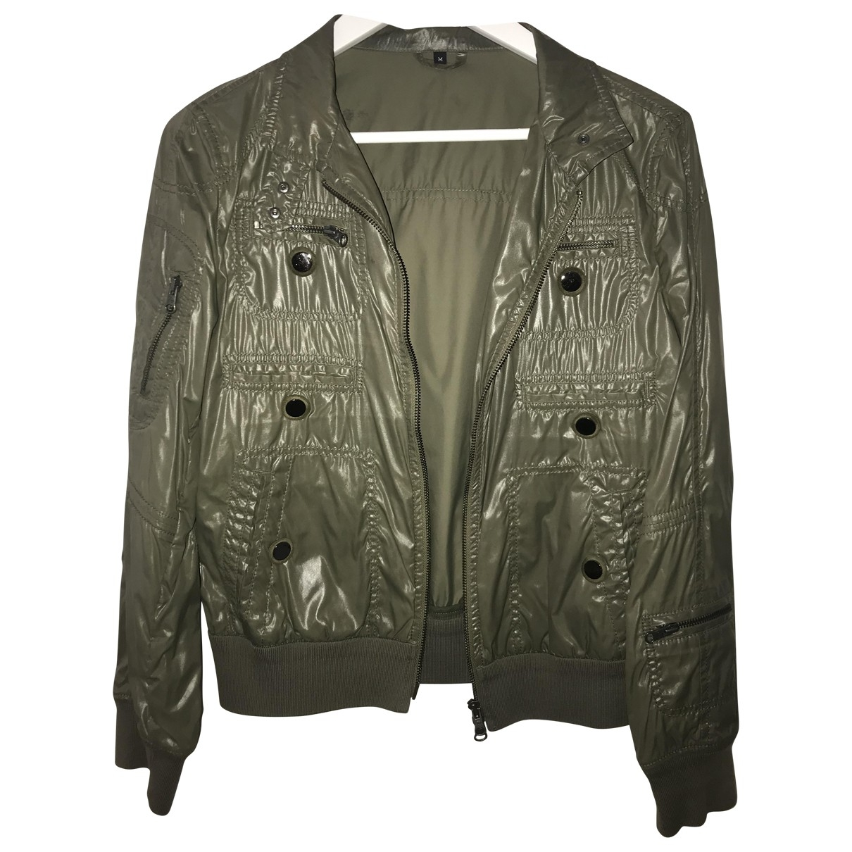 Fay \N Green jacket for Women M International