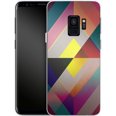 Samsung Galaxy S9 Silikon Handyhuelle - Dryve von Spires