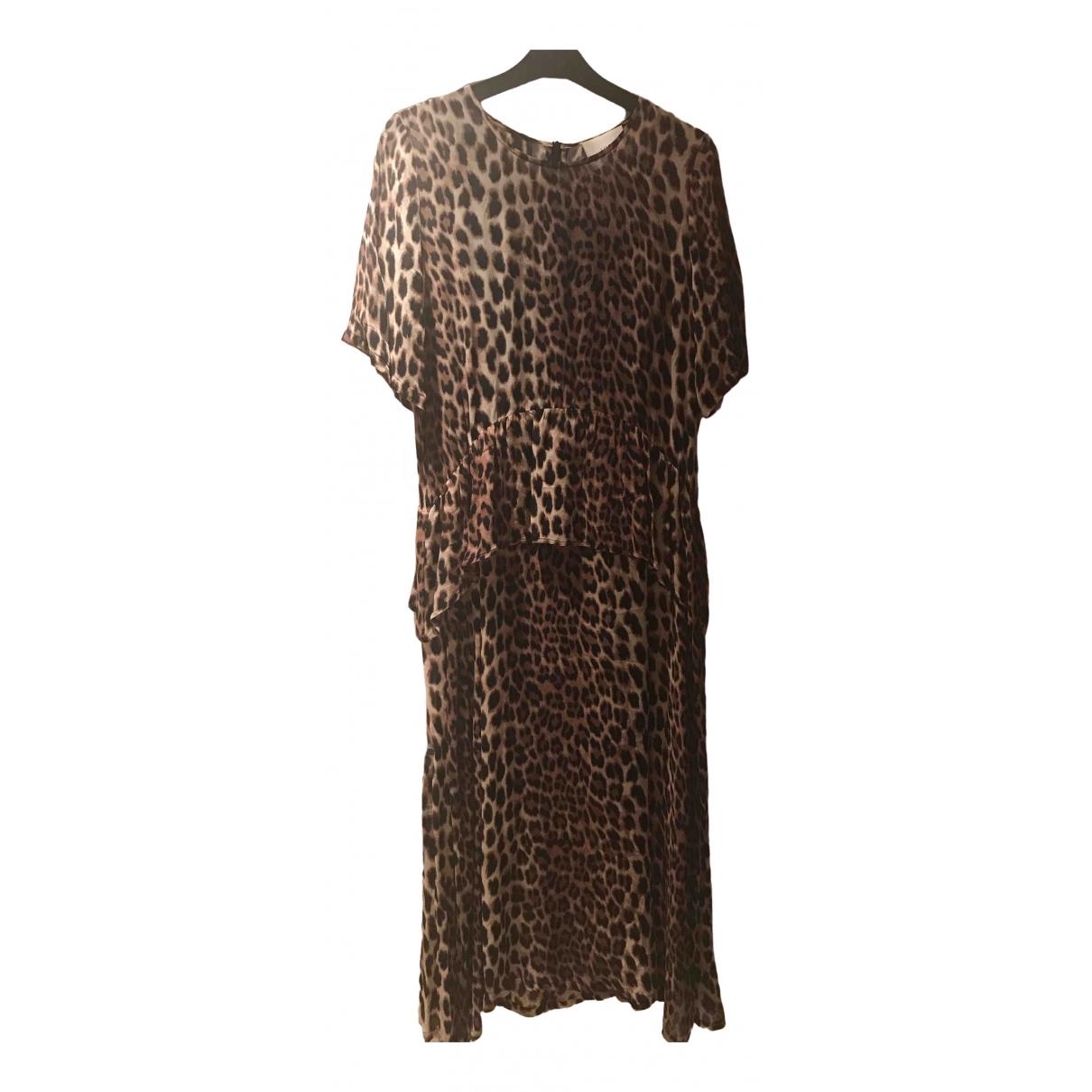 Just Female \N Kleid in Viskose