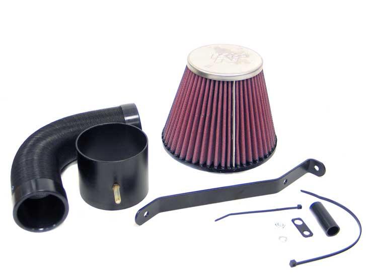 K&N 57-0003-3 Performance Air Intake System