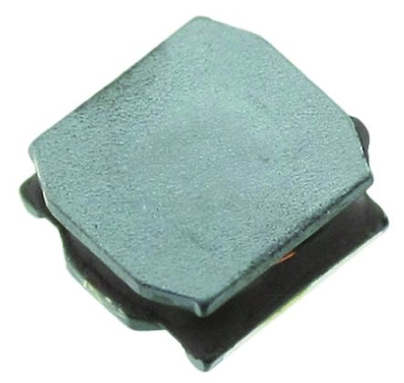 Murata , LQH44P_J0, 1515 Shielded Wire-wound SMD Inductor with a Ferrite Core, 4.7 μH ±20% Wire-Wound 980mA Idc (10)