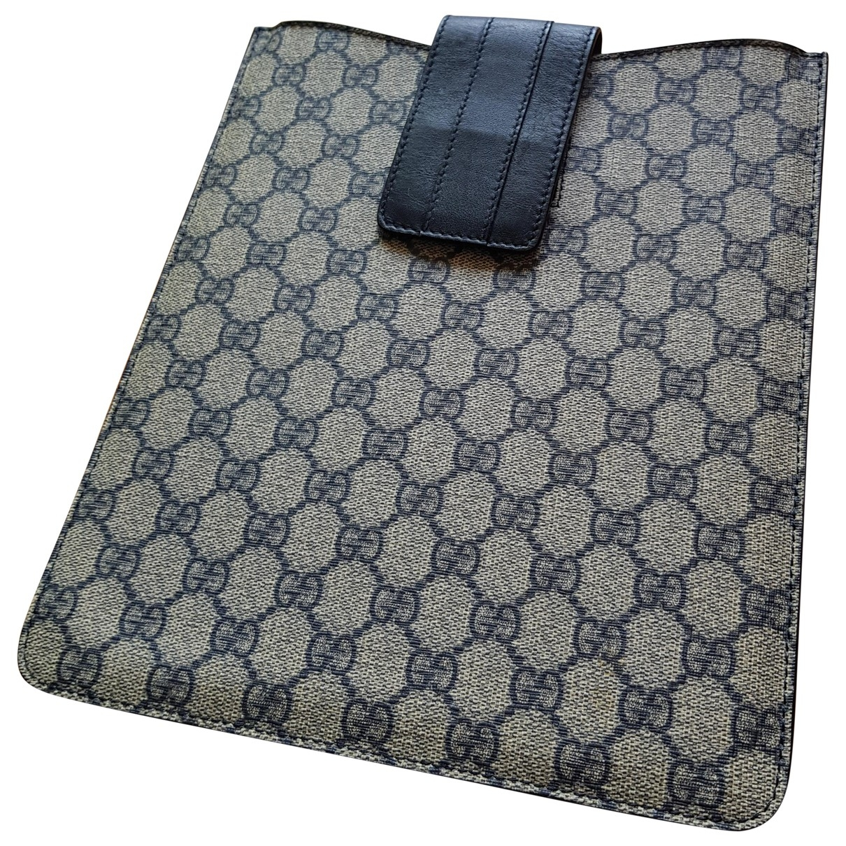 Funda ipad de Lona Gucci