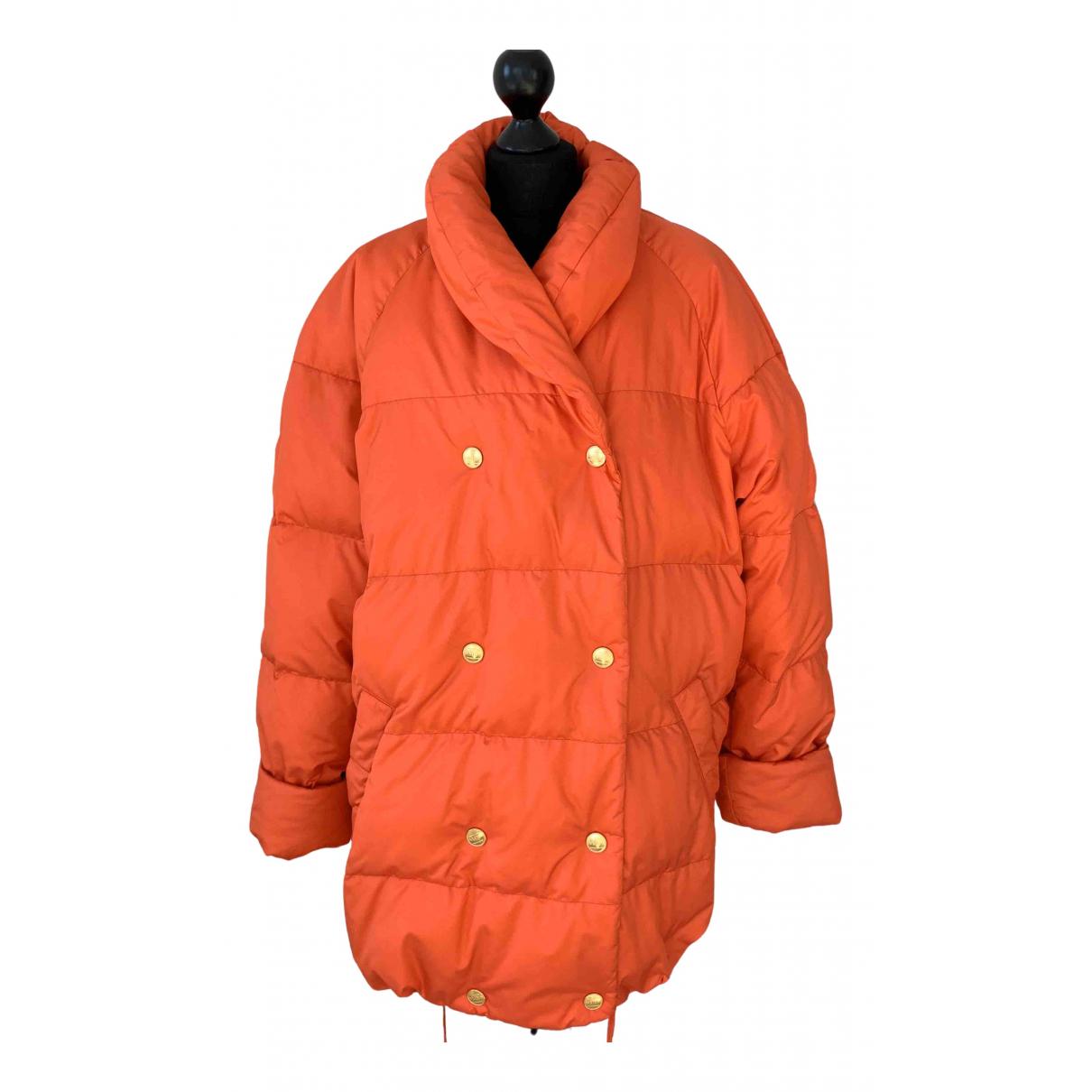 Bogner - Manteau   pour femme - orange