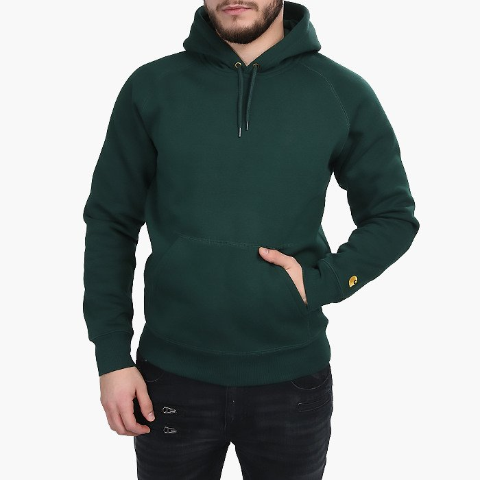 Carhartt WIP Chase I026384 Bottle Green