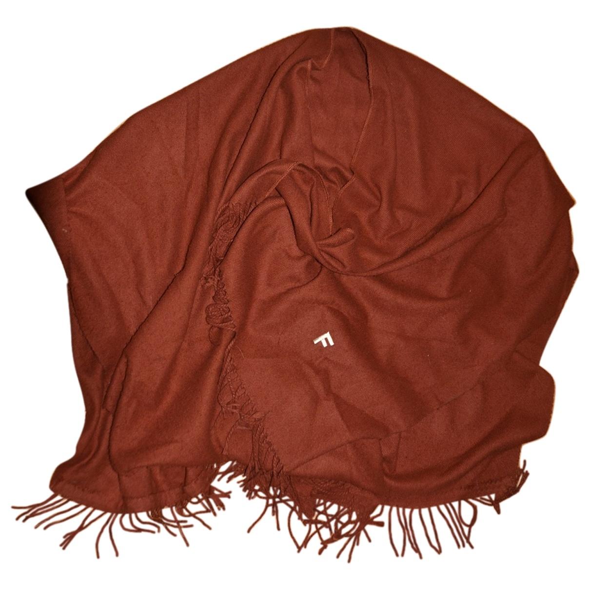 Fendi - Manteau   pour femme en autre - marron
