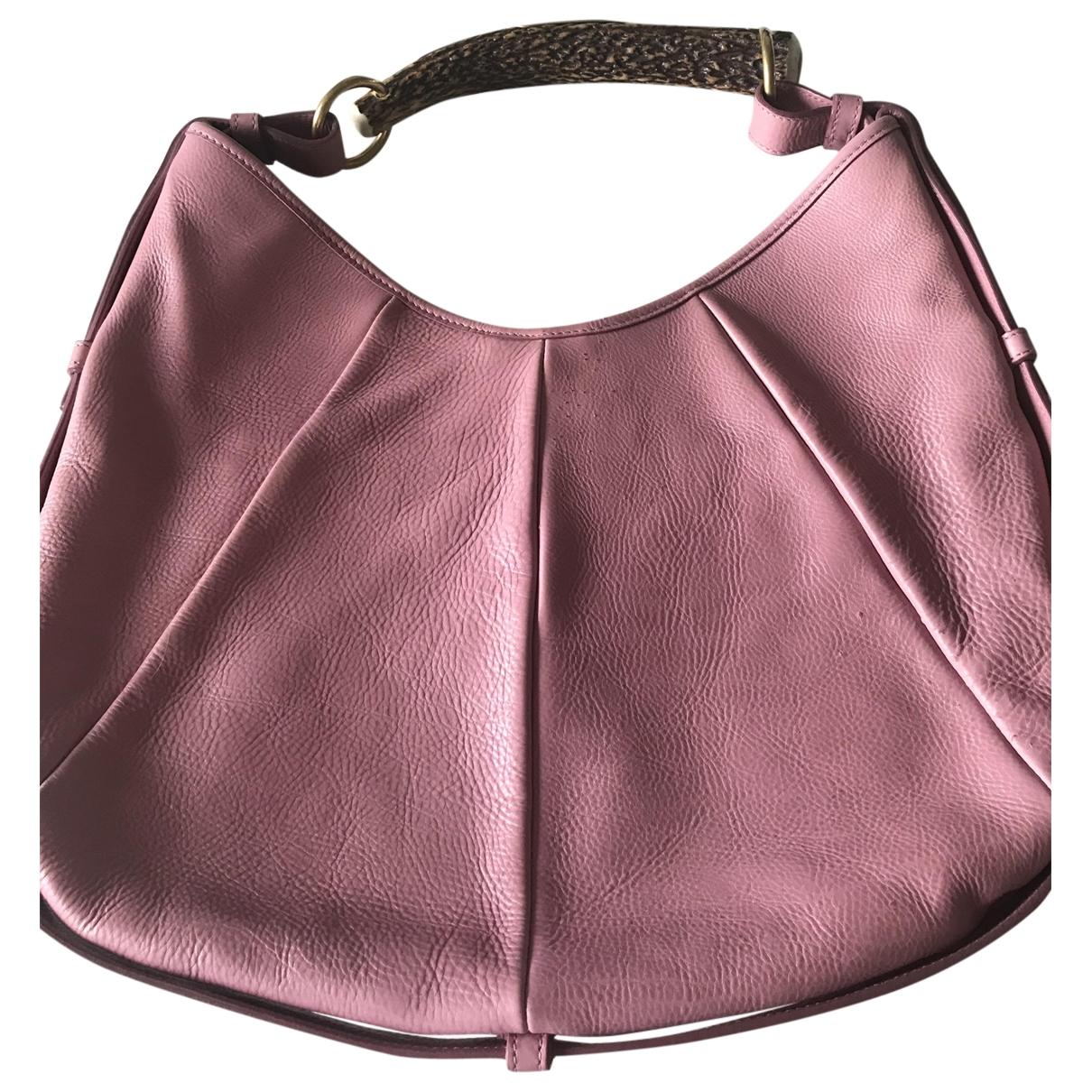 Yves Saint Laurent Mombasa Handtasche in  Rosa Leder