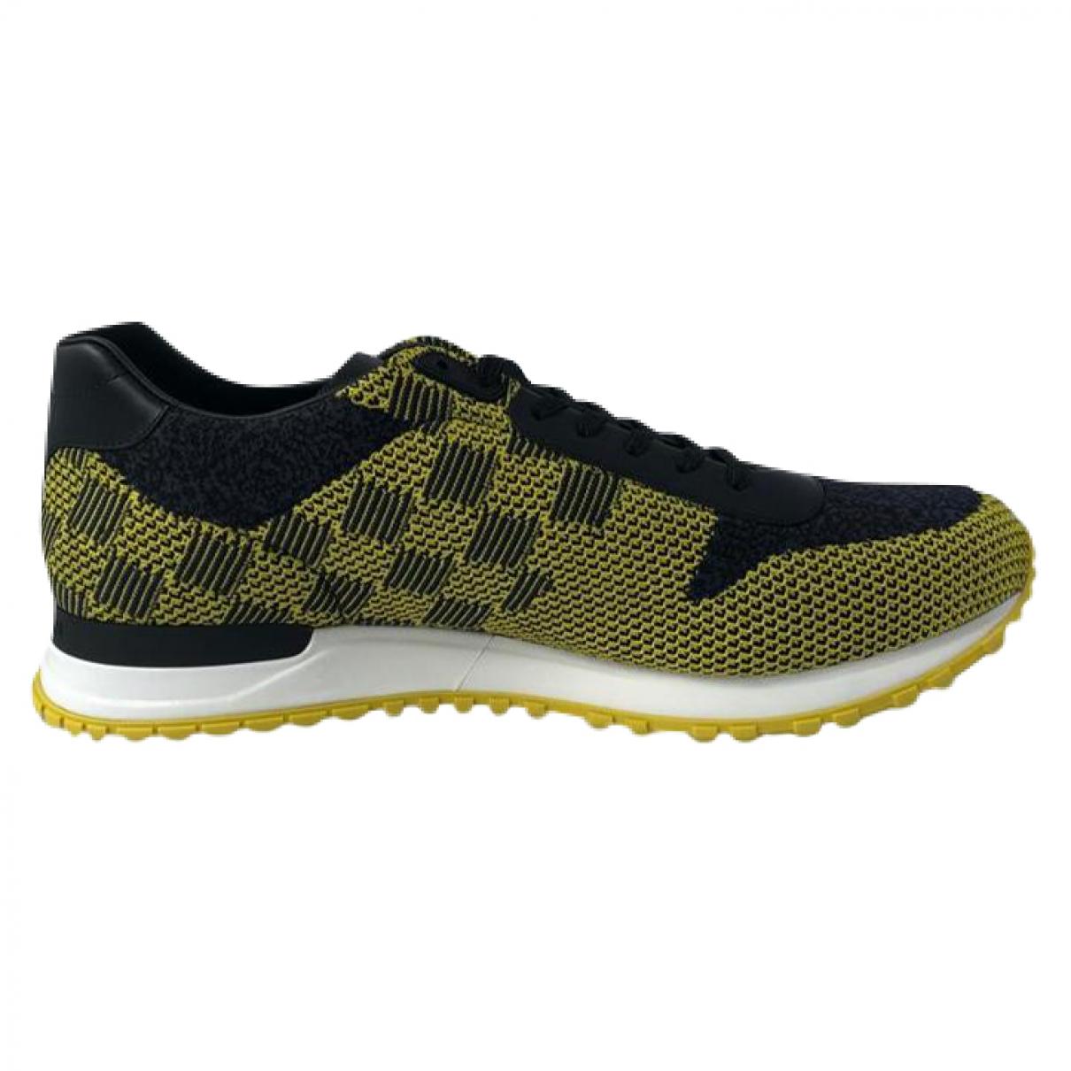 Louis Vuitton \N Multicolour Cloth Trainers for Men 10 UK