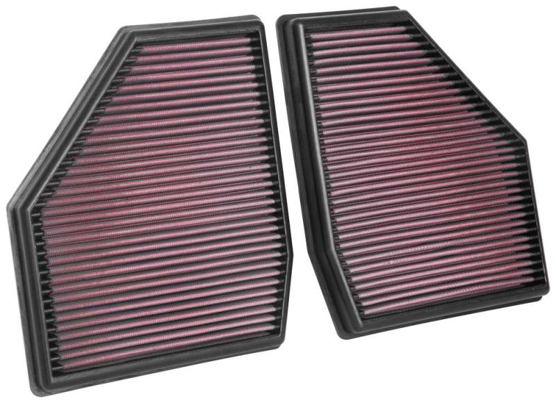 K&N 33-3128 Replacement Air Filter BMW 4.4L V8