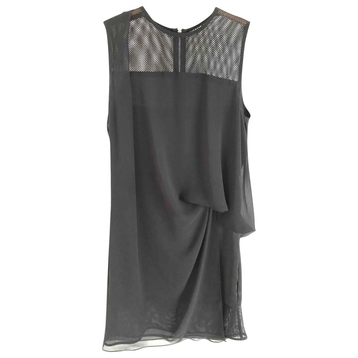 Sandro Spring Summer 2019 Kleid in  Schwarz Polyester
