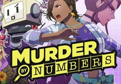 Murder by Numbers Steam CD Key
