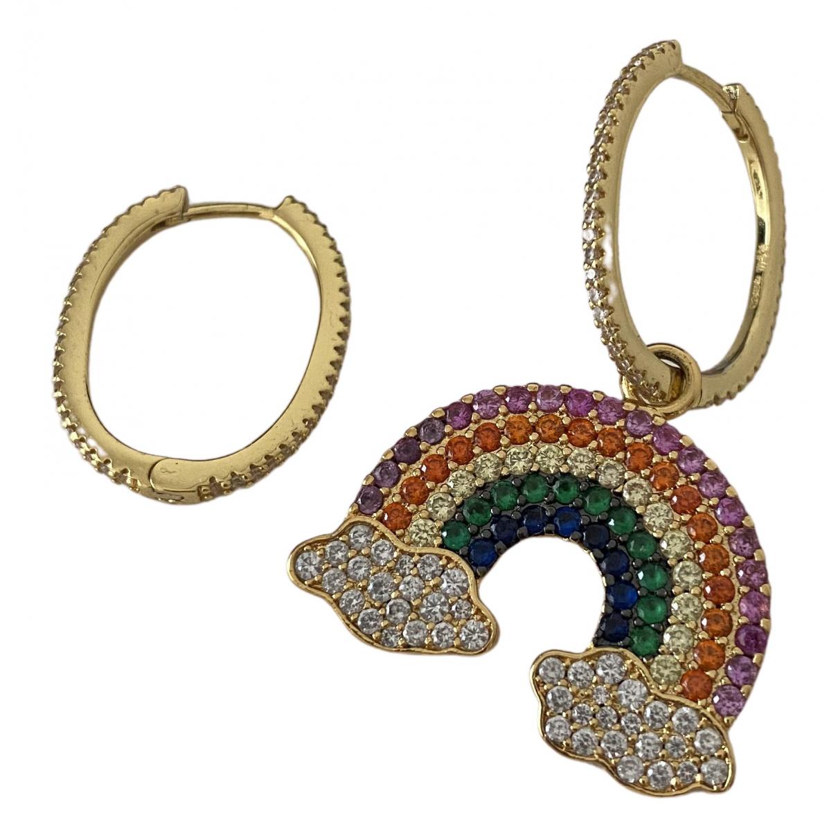 Apm Monaco - Boucles doreilles   pour femme en metal - multicolore