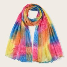 1 Stueck Bunter Schal
