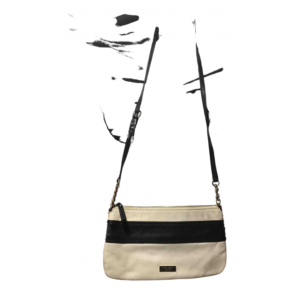 Kate Spade \N Beige Leather handbag for Women \N