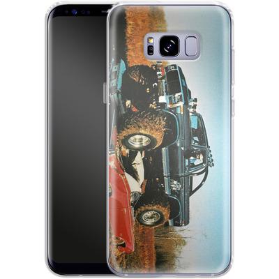 Samsung Galaxy S8 Plus Silikon Handyhuelle - Bigfoot Seventies von Bigfoot 4x4