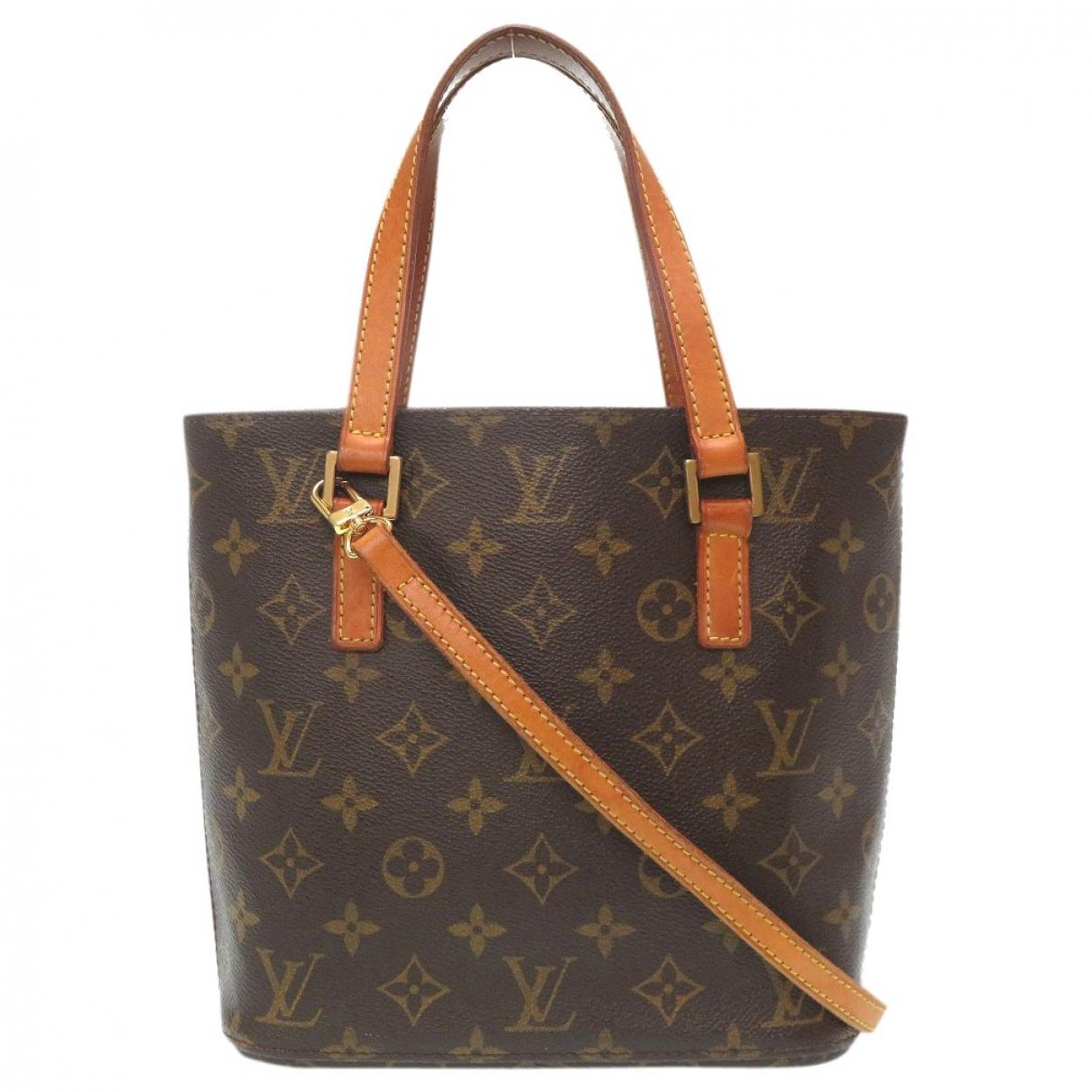 Bolso  Vavin de Lona Louis Vuitton