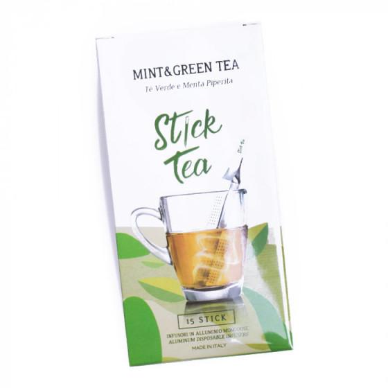 """Tee Stick Tea """"Mint & Green Tea"""", 15 Stk."""