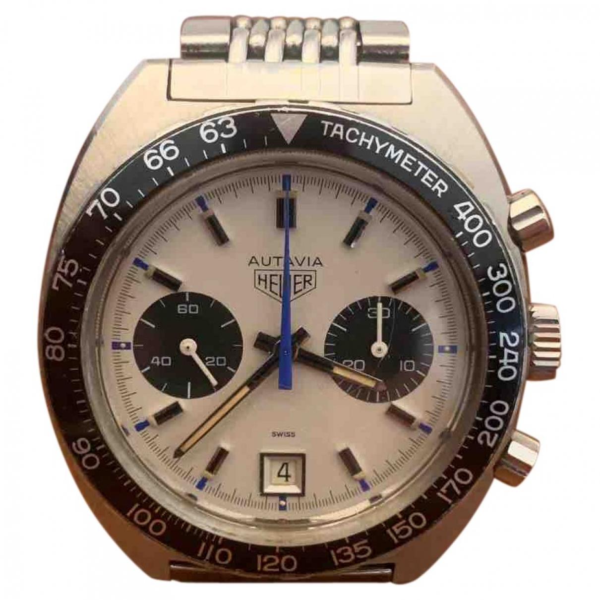 Relojes Autavia Chronographe Heuer