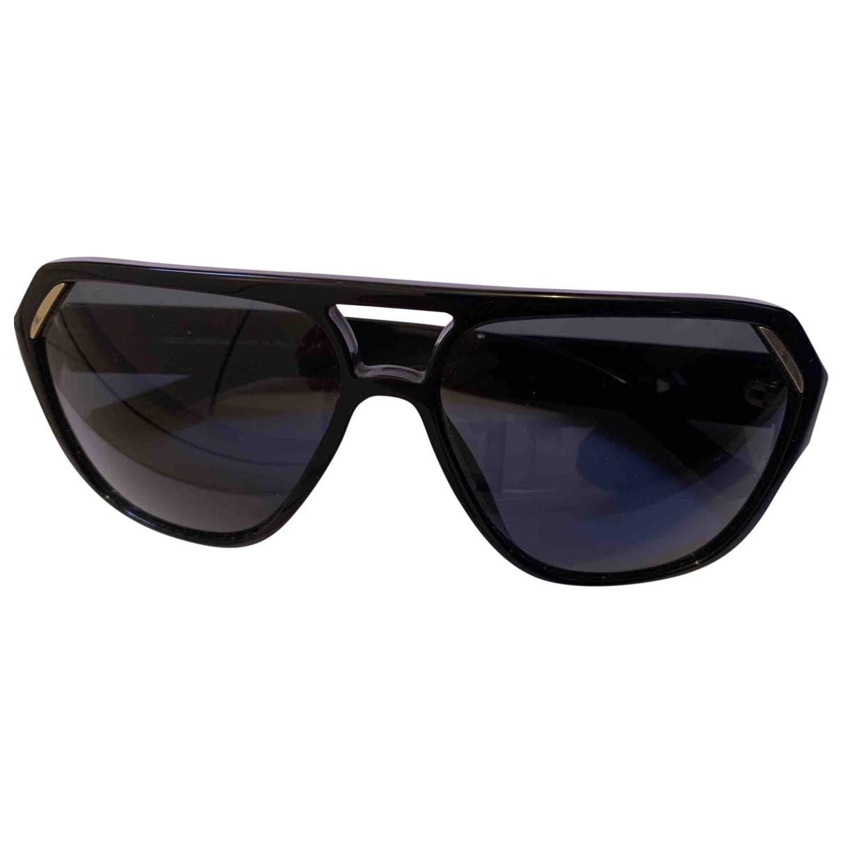 Dolce & Gabbana \N Black Sunglasses for Men \N