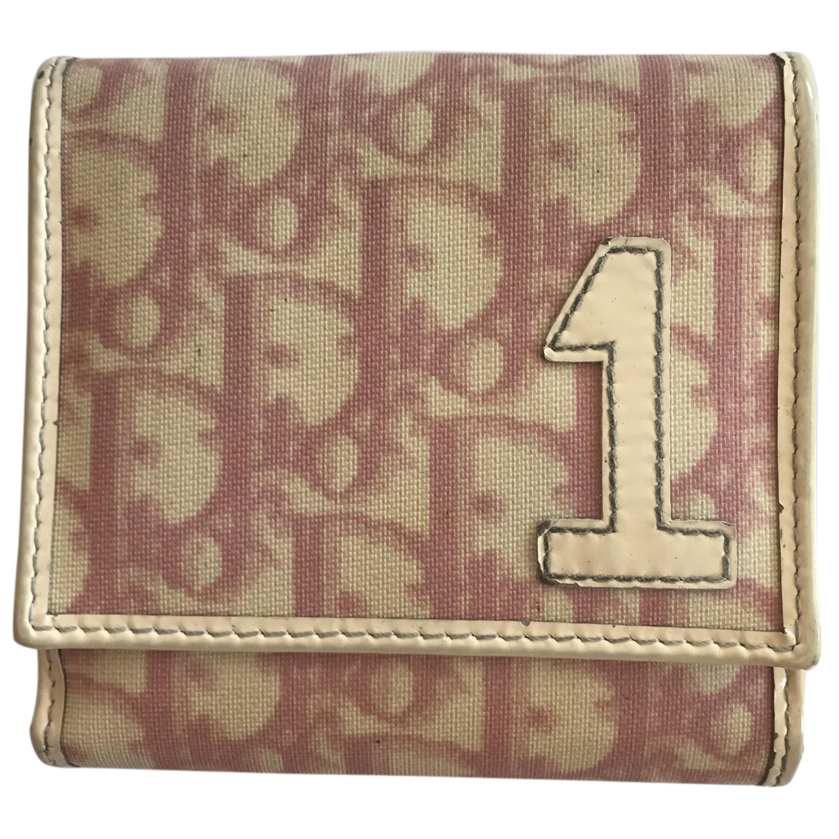 Christian Dior N Pink wallet for Women N