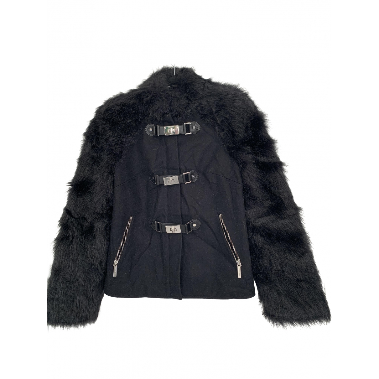 Michael Kors - Veste   pour femme en laine - noir