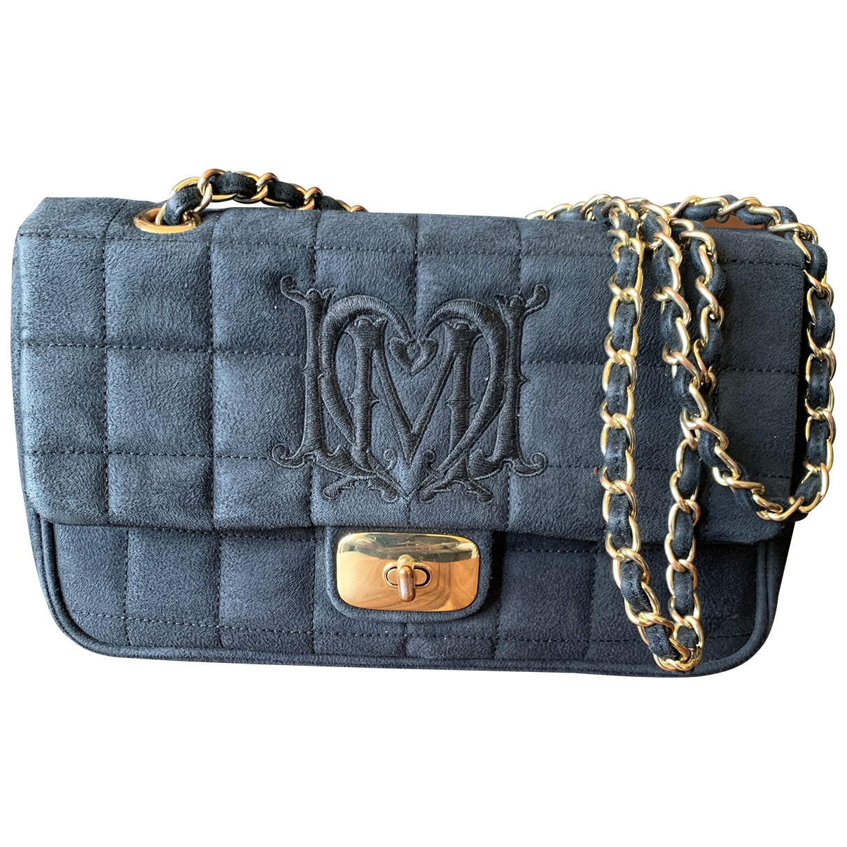 Moschino Love \N Black handbag for Women \N