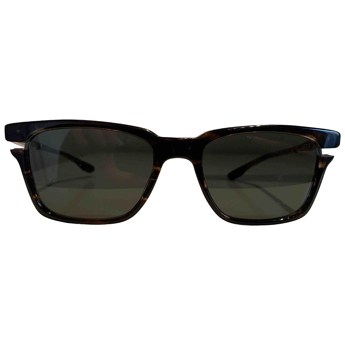 Dita N Brown Sunglasses for Men N