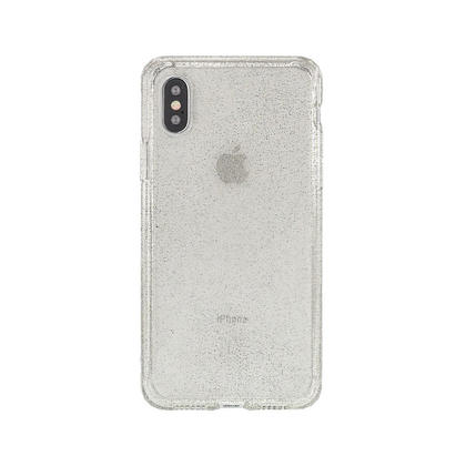 Caseco Fremont étui glam transparent pour iPhone X