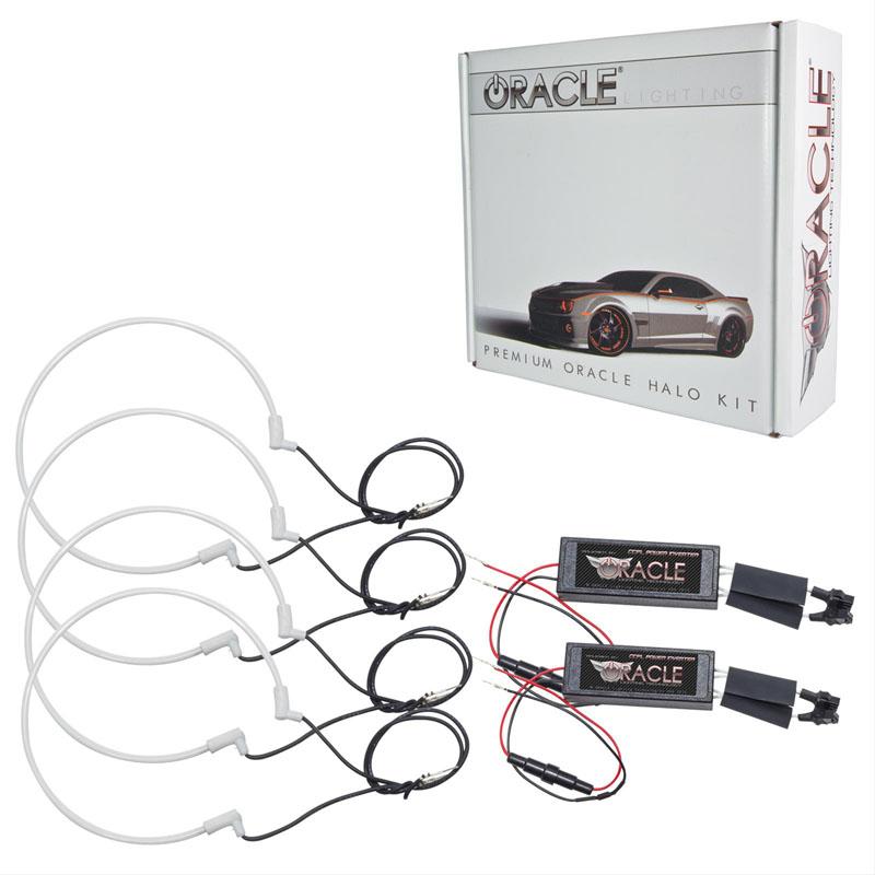 Oracle Lighting 2617-031 Yamaha R6 2006-2014 ORACLE CCFL Motorcycle Halo Kit