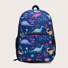 Kids Dinosaur Graphic Backpack